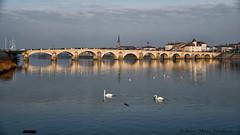 Mâcon : le pont Saint-Laurent - Photo of Mâcon
