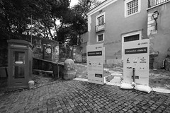 Lisbon lockdown #1