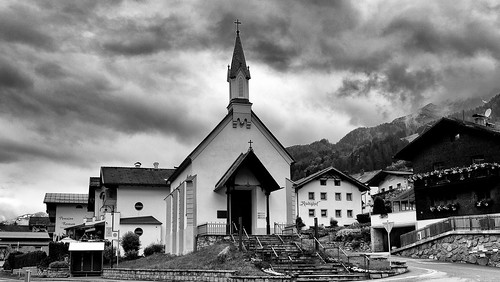 Pettneu am Arlberg Kapelle