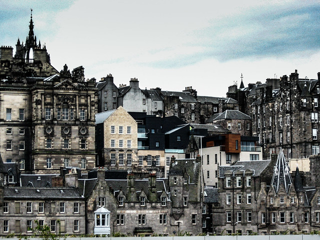 Edinburgh house's