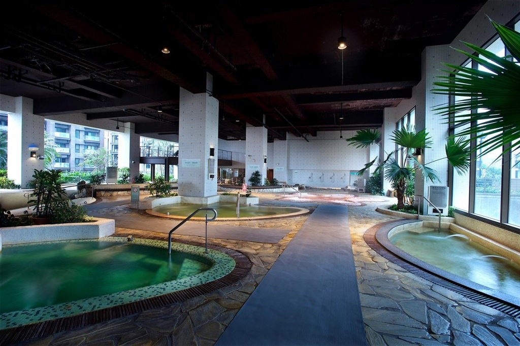Evergreen Resort Hotel Jiaosi 3