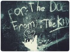 Quarantimes graffiti