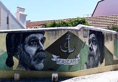 Street Art: Fishermen