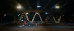 Ночные работы / Night maintenance