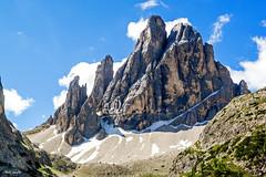 Croda dei Toni, Dolomites