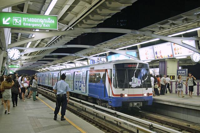 Sala Daeng - Bangkok BTS Skytrain