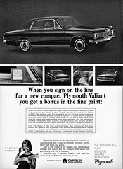 1965 Plymouth Valiant Signet Hardtop