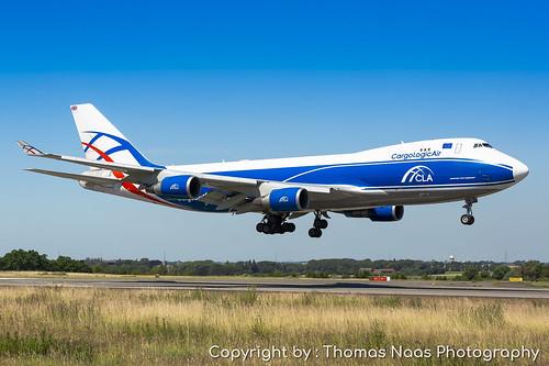 CargoLogicAir, G-CLBA