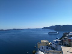 Santorini (Grecia).