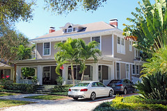 Historic House ,Hyde Park, Tampa