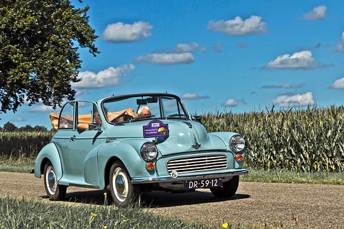Morris Minor 1000 Tourer 1968 (5197)