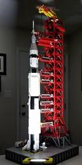 Saturn V & LUT