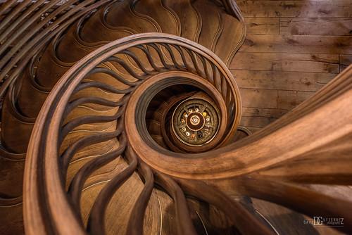 Rippling StairStalk - London, UK