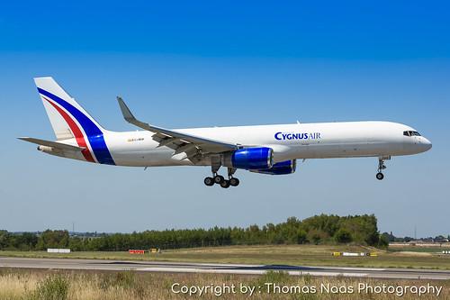 Cygnus Air, EC-NHF
