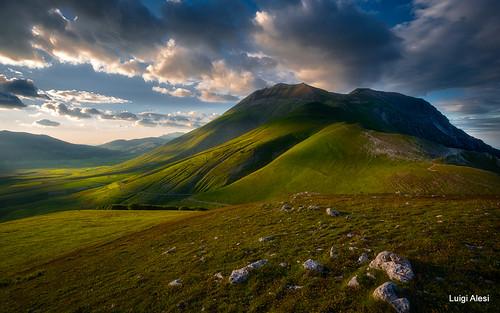 Sibillini national park - monte Vettore