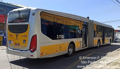 Viação Metrópole Paulista - 3 1102