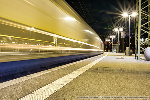 Metronom Bremen Hbf