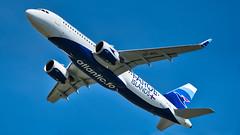 Airbus A320neo Atlantic Airways