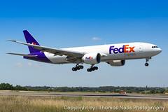 Federal Express (FedEx), N883FD