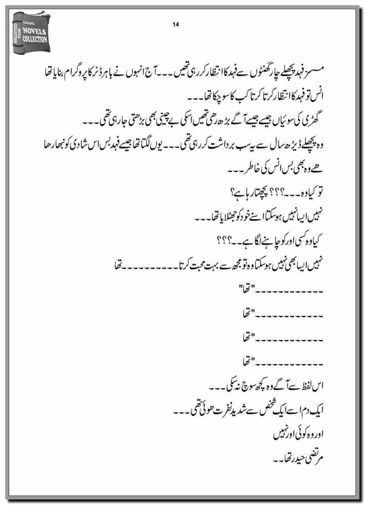 Hum Jo Mujrim Tehre Part 1 Urdu Novel By Zainab Ahmed