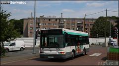 Heuliez Bus GX 117 – RATP (Régie Autonome des Transports Parisiens) / Île de France Mobilités n°433