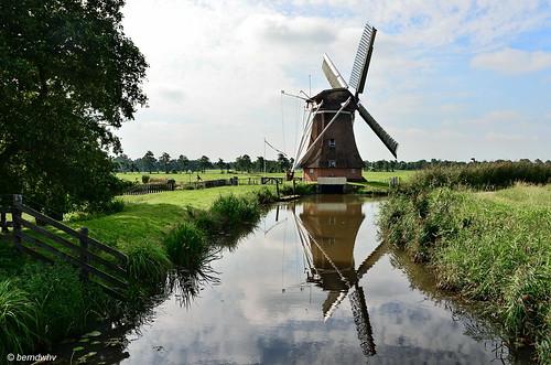 Niederlande / Provinz Groningen / Sebaldeburen / De Eendracht / Baujahr: 1887