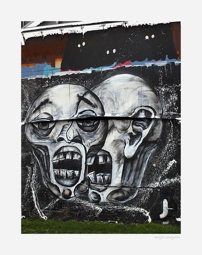 Street Art, Ghent, Belgium