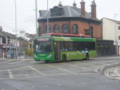 GX11 AKY (Route 17) at Preston Circus, Brighton