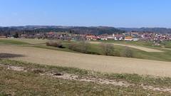 Südschwarzwald - Aussicht auf Nöggenschwiel