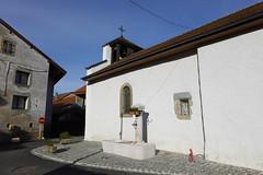 Chapelle de Brécorens @ Perrignier