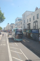 YX69 NWE (Route 6) at Western Road, Brighton