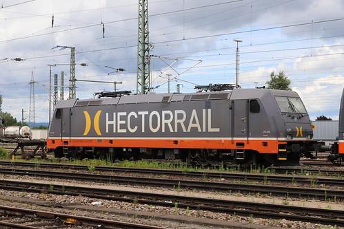 HectorRail 241.002 Skywalker, Weil am Rhein