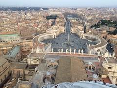 Plaza de San Pedro, Vaticano