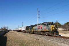 KCS 2856 - Dallas TX