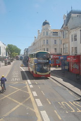 SK67 FLM (Route 49) at Western Road, Brighton