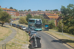 YX69 NVW (Route 2) at Queensway, Craven Vale, Brighton