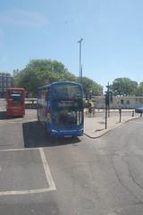 BK13 OAP (Route 46) at Castle Square, Brighton