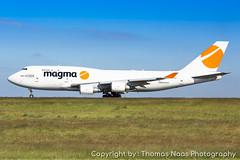 Magma Aviation, TF-AMP
