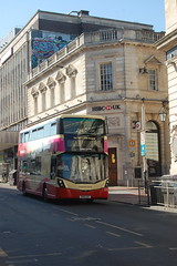 SK16 GXF (Route 1) at North Street, Brighton