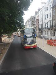 SK67 FLV (Route 49) at Marlborough Place, Brighton
