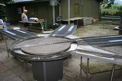 2000 -2007  Ausbau der permanenten Anlage