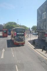 SK16 GWZ (Route 21A) at Castle Square, Brighton