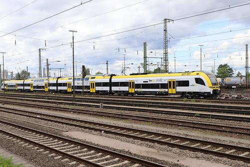 DB Regio 1462 002-3 RE, Weil am Rhein