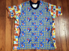 Mario Mother's Day shirt