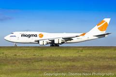 Magma Aviation, TF-AMI