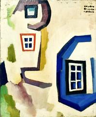 Windows and Hatches (c.1915-1916) - Amadeu de Souza-Cardoso (1897-1918)