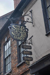 The Shop That Must Not Be Named, Shambles, York