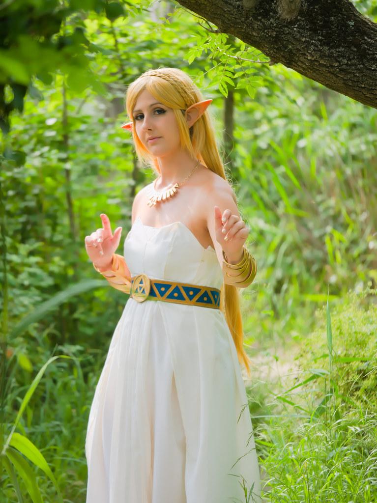 related image - Shooting Zelda - Breath Of the Wild - Kimi Art - Marais de Vigueirat -2020-06-01- P2144834
