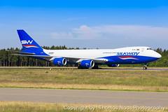Silk Way West Airlines, VQ-BWY