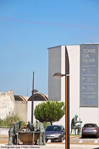 Torre da Oliva - São João da Madeira - Portugal 🇵🇹